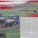 ATV&QUAD Magazin 2011/07-08, Seite 74-76,  Sport, Can-Am SSV Challenge 2011: Schwarz Gelbe Hatz