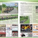 ATV&QUAD Magazin 2011/07-08, Seite 80-81,  Szene:  Autoscheune Gerlach: Quad-Touren Scholly's: Can-Am Spyder Norddeutschland Treffen 2011