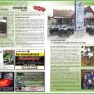 ATV&QUAD Magazin 2011/07-08, Seite 84-85,  Szene:  Offroadpark Südheide: 4,2-Stunden-Rennen  Zweirad-Shop Müller: Gerüstet für den Arbeits-Einsatz