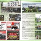 ATV&QUAD Magazin 2011/07-08, Seite 88-89,  Szene:  ZCZ Zweirad-Center Zöller: Neuer Show-Room in Schlitz  Cectekforum: 2. Cectek-Treffen in Fuldatal