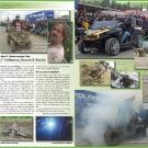ATV&QUAD Magazin 2011/07-08, Seite 90-91,  Szene:  Harz 9 / Quadfreunde Harz: Schlamm, Rauch & Duelle