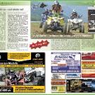 ATV&QUAD Magazin 2011/07-08, Seite 92-93,  Szene:  Fourtec macht zu - und wieder auf  AP Martin: 4. Treffen an der Loreley und neue Webseite