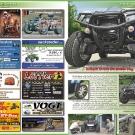 ATV&QUAD Magazin 2011/07-08, Seite 96-97,  Szene:  Quadfactory Umbach, Umbach XP 850 EFI: Dickes Ding
