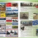 ATV&QUAD Magazin 2011/07-08, Seite 100-101,  Szene:  Quadhawks: 4. Quadtreffen in Hirschbach Wertingen  Hugl Quadler / Quadfreunde Straubing: 1. gemeinsames Viecher-Treffen