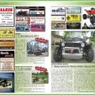 ATV&QUAD Magazin 2011/07-08, Seite 108-109,  Szene:  Holleis: 5. Quadomania 2011  Arctic Cat Club Schweiz: 2. AC-Treffen  Conrey Offroad Technik: Alleinvertrieb für Dorton Walker Special 800