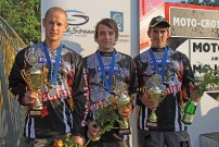 Quad Motocross der Nationen am 25. September 2011 in Jauer: Team Deutschland ist Vize-Europameister