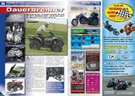 ATV&QUAD Magazin 2011/09-10, Seite 26-27,  Präsentation Kawasaki KVF 750: Dauerbrenner
