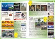 ATV&QUAD Magazin 2011/09-10, Seite 80-81,  Szene Sacksteder: Neuer Online-Auftritt Treusch: Heiratsantrag in Kanada Quad Hornets: Erstes offizielles Treffen