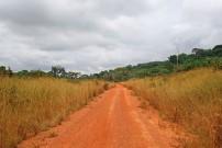 Extrem Events, Scout-Tour durch Gabun im Oktober 2011: nur 800 km des Straßennetzes in Gabun sind asphaltiert