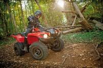 Yamaha Präsentation Grizzly 300: Konzentration aufs Wesentliche – aufs Fahren
