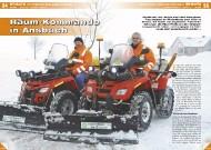 ATV&QUAD Magazin 2011/11-12, Seite 54-57, Einsatz Winterdienst: Räum-Kommando in Ansbach