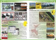 ATV&QUAD Magazin 2011/11-12, Seite 84-85, Szene  Quad Per4mance Oberland: Neue Adresse(n)  Quadhawks: Quadtreffen 2011 in Hirschbach