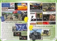 ATV&QUAD Magazin 2011/11-12, Seite 88-89, Szene  Hugl-Quadler / Quadfreunde Straubing: 1. gemeinsames Viecher-Treffen  K&S Quad: LoF-Umbau für KVF 750 4x4i EPS