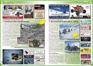 ATV&QUAD Magazin 2011/11-12, Seite 92-93, Szene  Geländewagen Testtage Dornbirn: Sensationelle Vorführungen  HB-Adventure Switzerland: Snowmobil-Touren 2011 / 2012
