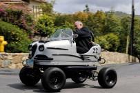Bumper-Cars von Tom Wright: mit Alfa-Romeo-Karosserie, die ursprünglich von Ihle in Bruchsal gebaut wurde