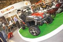 CF Moto: Explorer 'Bazooka 625 efi' mit Windschutzscheibe und Hardtop erhältlich
