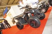 Dinli 50 X: ausgewachsenes 50-Kubik-ATV im Chassis einer 300er