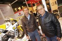 Moto Bionics Sieger-Bike: Michael Leeb und Manfred Demharter sind im zurückliegenden Jahr in der Moto 2 angetreten – ihr Pilot Alex de Angelis hat Platz 4 errungen