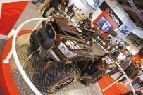 Kymco MXU 550i EX: neues Gesicht mit Knudsen-Nase, 550 Kubik, Einspritz-Anlage und 45,9 PS