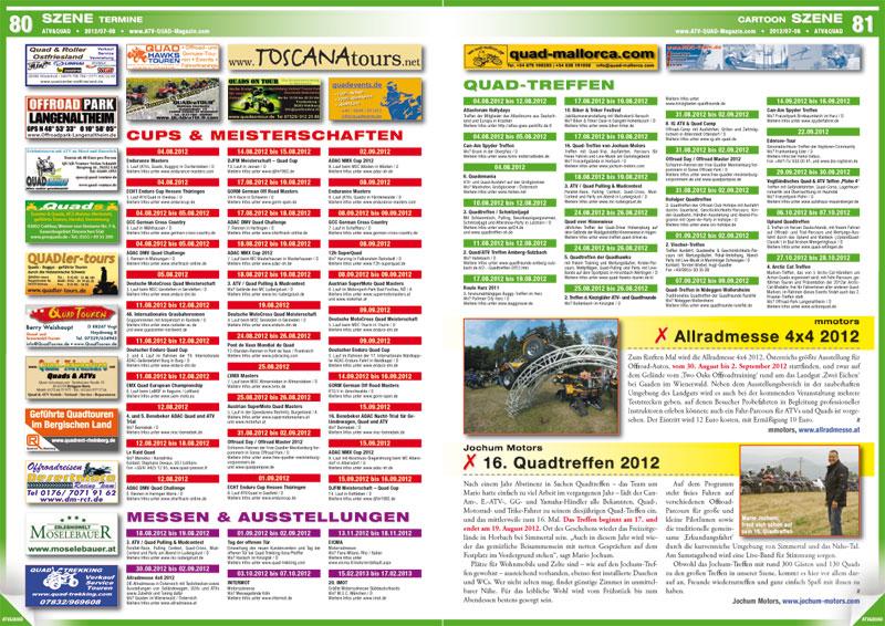 Atv Quad Magazin 2012 07 08 Atv Quad Magazin