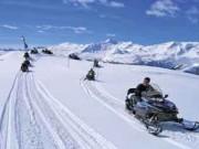 HB-Adventure Switzerland: Snowmobil-Tour in den Alpen