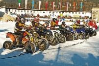 2. Lauf des diesjährigen Int. Quad & ATV Schnee SpeedWay Cup im Olympiastadion von Garmisch-Partenkirchen: muss mangels Frost vom 14./15. Januar auf den 11./12. Februar 2012 verschoben werden