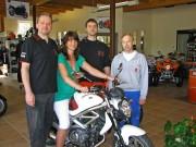 MXR Moto Xtrem Rosenkranz: Team in Gera