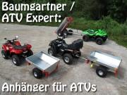 Baumgartner: präsentiert Anhänger von ATV Expert
