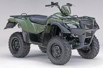 Suzuki KingQuad 500 AXI PS: erneute Konzentration auf Stärken im ATV-Bereich