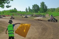BQC Bavarian Quad Challenge 2012: Start am 21. / 22. April in Torgau