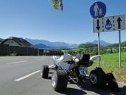 Manuel Schmalzl / CosaNostra, Alpen-Tour