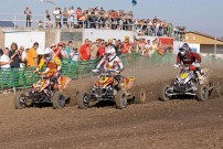 Deutsche Motocross Quad Meisterschaft 2011: Start in Teutschenthal