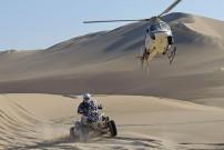 Rallye Dakar 2012: Tomas Maffei auf Yamaha