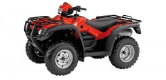 Honda Foreman TRX500FPA: Neues Top-ATV von Honda