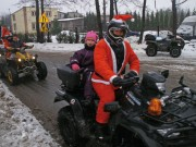QuadLegion.de: Weihnachts-Tour für Kinderheim in Jaworzno