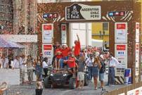 Willy Alcaraz auf Polaris RZR XP 900: gewinnt die T3- und die Solo-Klasse bei der Rallye Dakar 2012