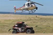 Rallye Dakar 2012: Polaris RZR XP meistert die Rallye ohne technische Probleme
