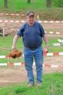 ECHT Endurocup Hessen Thüringen  Der Druide des Endurocups, Klaus Dietzel, auf Hühnerjagd fürs Zaubersüppchen