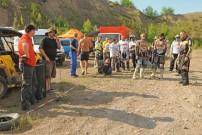 ECHT Endurocup Hessen Thüringen  Wenn Mario Dietzel spricht, lauscht die Vierradgemeinde