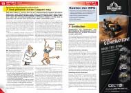ATV&QUAD Magazin 2012/02, Seite 10-11; Aktuell, Recht: MPU – Und plötzlich ist der Lappen weg; Geldbußen im Ausland