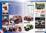 ATV&QUAD Magazin 2012/02, Seite 20-21, Präsentation: Bonsai-Hummer