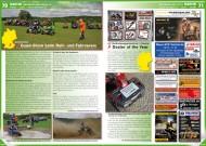 ATV&QUAD Magazin 2012/02, Seite 70-71; Szene, Deutschland PLZ-Gebiet 8 / 9: Quadhawks, Quad-Show beim Reit- und Fahrverein; HP Geländewagentechnik / Polaris, Dealer of the Year
