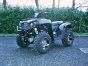 Aeon: Crossland 400, Modell 2012