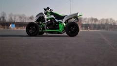 SJ Racing, eXeet Monster 600R: Raptor mit 98 PS starkem 600-Kubik Vierzylinder-Triebwerk