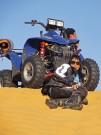 Sahara Offroad, Tunesien-Tour im Februar 2012: Daniela Bucher