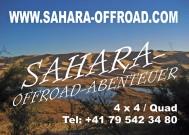 Sahara Offroad, Tunesien-Tour im Februar 2012: Logo Sahara Offroad