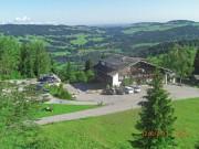 Berghof auf über 1.000 Metern: gute Wahl, in Österreich zu übernachten