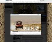Neue Webseite für Polaris Germany: Produktdetail Ranger RZR S 800