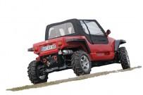 Quadix, Xingyue Buggy 800 4x4: markantes Heck