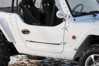 Quadix, Xingyue Buggy 800 4x4: mit Türen ein echter Komfort-Gewinn